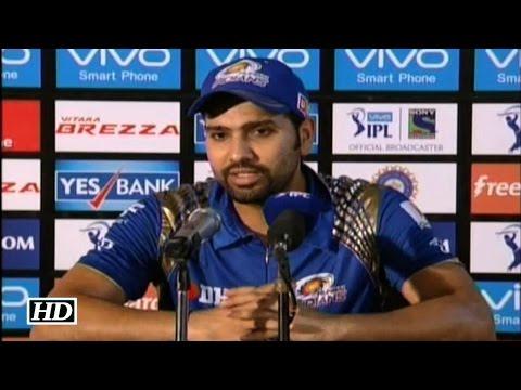 IPL9 MI vs RPS: Rohit on beating Dhoni's Pune Supergiants