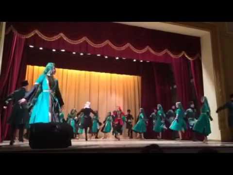 Ансамбль Кавказ Абхазия убыхский танец