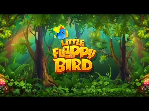 Little Flappy Bird - Game Trailer by Arth I-Soft