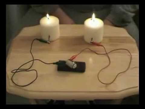 245Как сделать электрический фонарик в домашних условиях