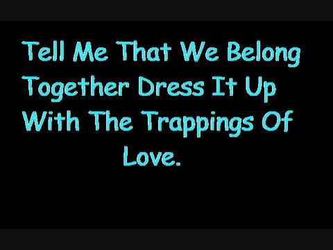 Ill Be  (your Crying Shoulder) By Edwin Mccain W  Lyrics video