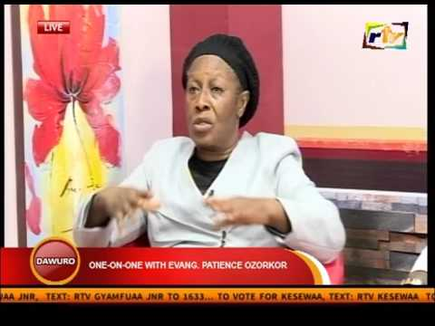 One-on-One Interview with Evangelist Patience Ozokwor in Ghana [Part 1]