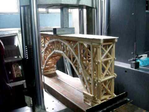 Armadura k para puentes