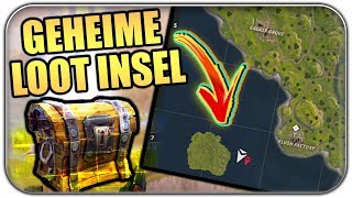 SECRET LOOT ISLAND 🏝 | Fortnite Battle Royale Funny Moments Deutsch German