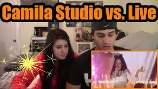 "Download Lagu ""Camila Cabello: Studio Voice vs. Live"" 