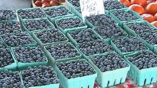 Blueberry Recipes & Preparation Tips from The Produce Lady