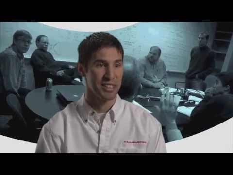 Halliburton's Career Story: Seth as a Senior Technical Professional for Drill Bits and Services