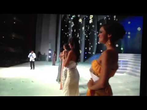 Top 5 Miss Nicaragua 2013 - preguntas finales