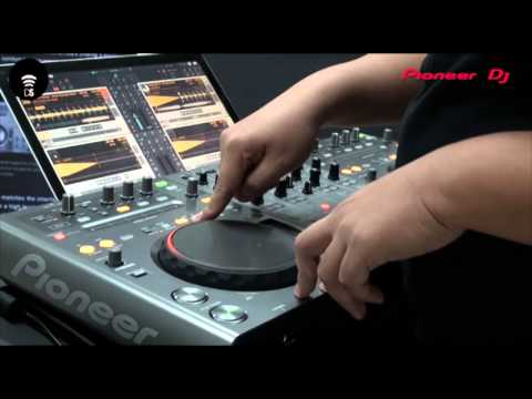the.scenes : PIONEER DDJ T1 - TUTORIAL