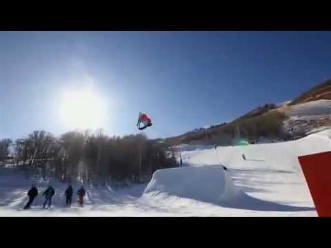 Tom Wallisch - Shreds Park City