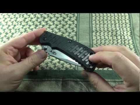 Zero Tolerance 0550 Gen 2 Knife Review