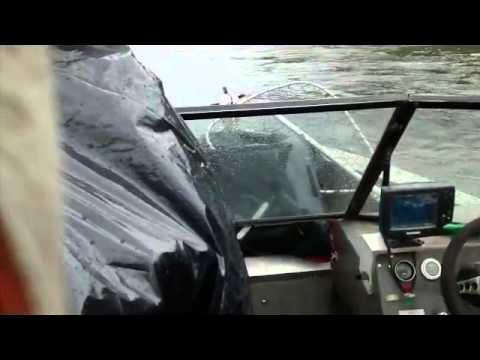 Fishing the Cowlitz River 4 10 2015