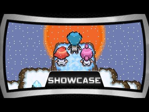 Pokemon Hack Showcases   Pokemon Galaxy Elements