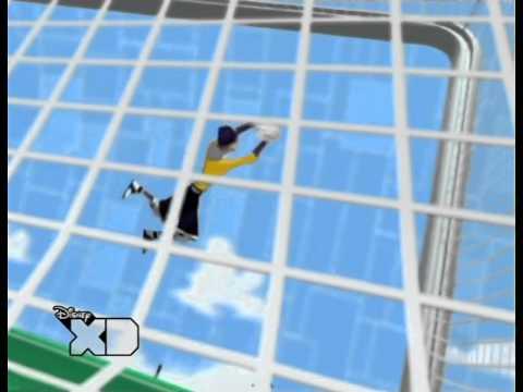 Galactik Football Season 3 Episode 14: A New Start (english) video