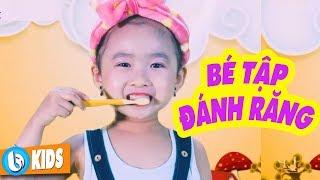 Bé Tập Đánh Răng - Candy Ngọc Hà ♫ Nhạc Thiếu Nhi [MV]