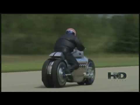 Dodge Tomahawk Test Ride