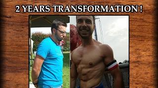 2 YEARS TRANSFORMATION !