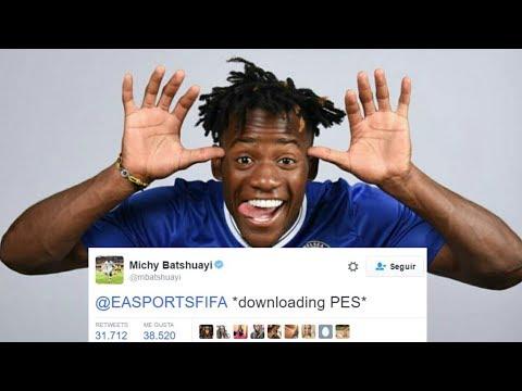 ФУТБОЛИСТЫ НАЕХАЛИ НА FIFA 18. КТО КОГО?