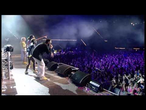Lik & Dak - Live & Backstage at Rock Oz'Arenes 2012