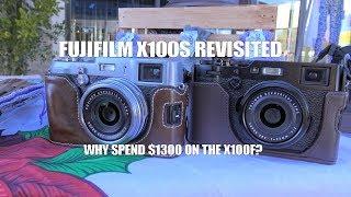 Fujifilm X100S Revisited