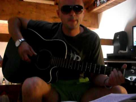Михаил Круг Помолчим на гитаре