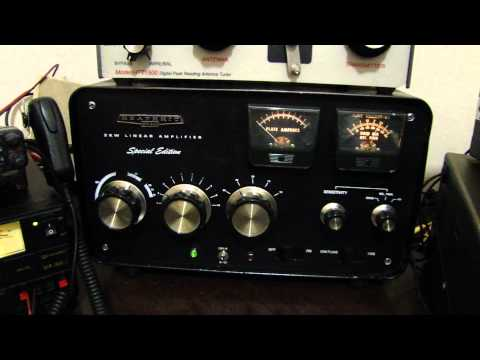 Heathkit SB-220 50W IN  1KW OUT  2x GI46B  '' HD 1080p
