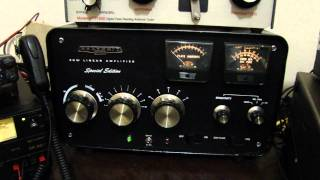 Heathkit SB-220 50W IN  1KW OUT  2x GI46B
