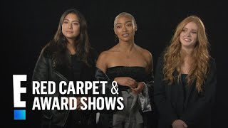 """Sabrina"" Cast Plays 'Witchcraft Do's & Don'ts' Game 
