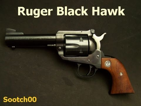 Ruger Blackhawk Single Action Revolver 45 Colt