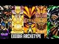 Yugioh Trivia: Exodia The Forbidden One Archetype
