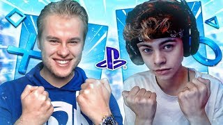HET PLAYSTATION DUO IS WEER TERUG!! - Fortnite Battle Royale (Nederlands)