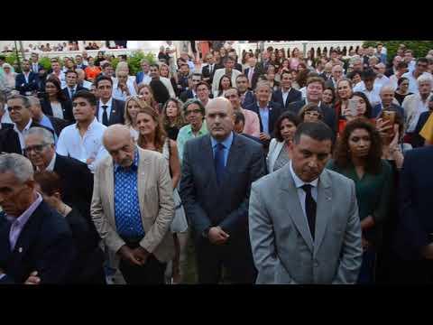 القنصل الفرنسي بطنجة يتحدث باللغة العربية الفصحى في الإحتفال بالعيد الوطني لبلاده