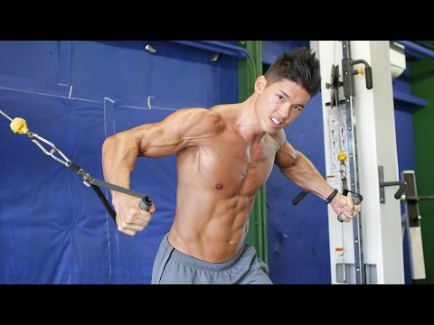 crazy 3 min chest exercise