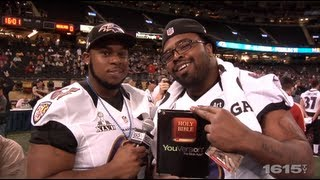 America's Top Football Players Use the Bible App | YouVersion