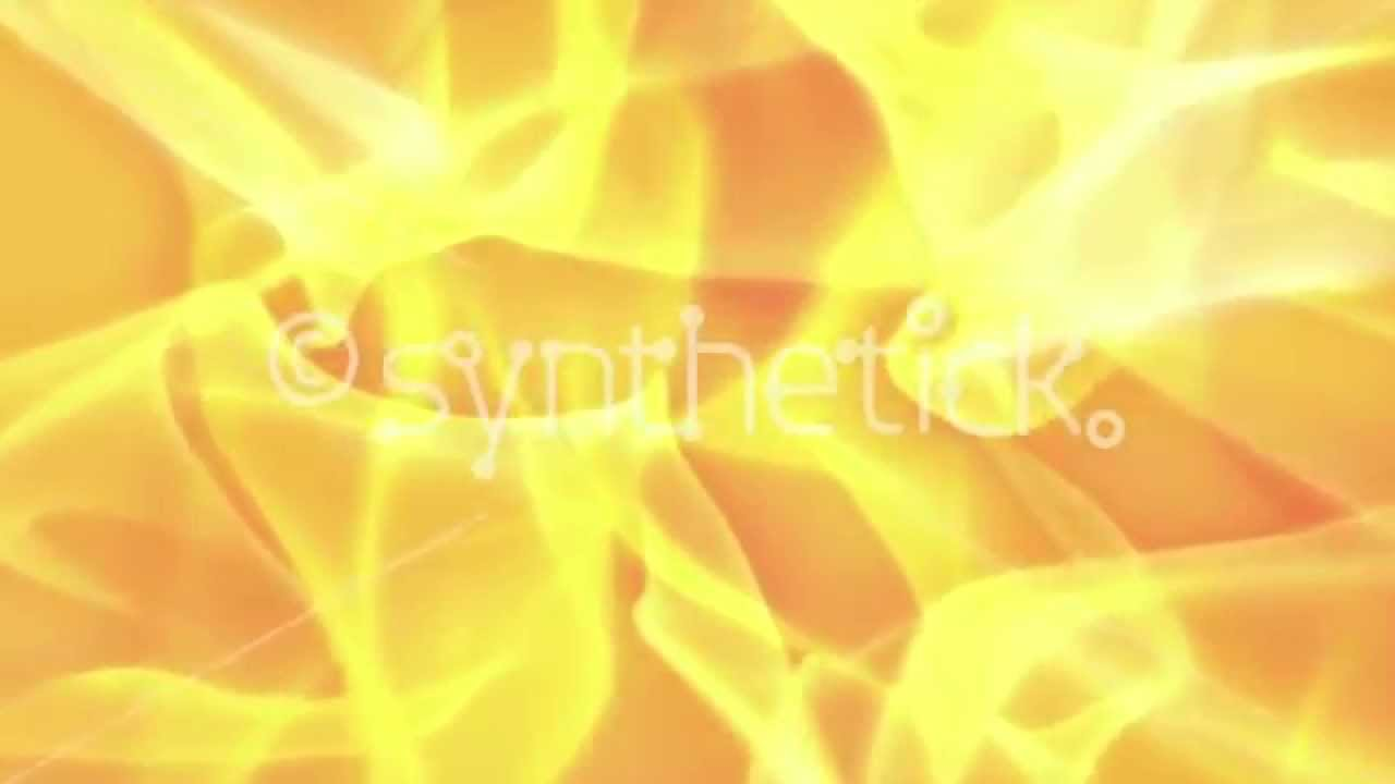 Yellow Smoke Fire Similar to Fire Smoke or