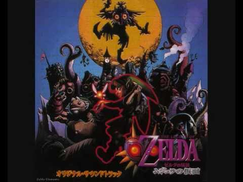 The Legend of Zelda: Majora&#3... is listed (or ranked) 10 on the list The Best Video Game Soundtracks of All Time