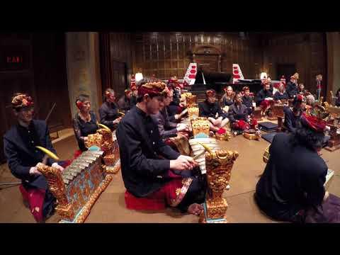 02 - Hujan Mas (Eastman Gamelan Concert 2017)