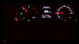 Audi A4 2.7TDI multitronic speed test