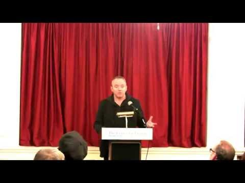 CFA Master Class: Dennis Lehane