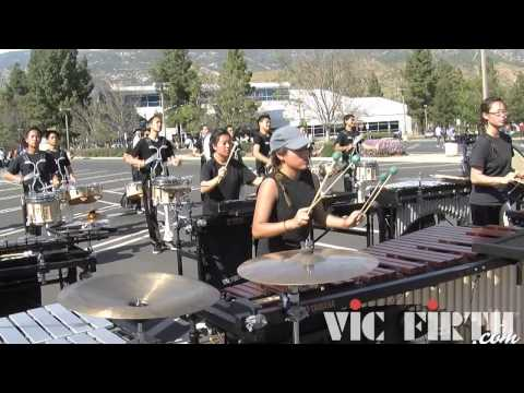 WGI 2013 In the Lot: Arcadia High School
