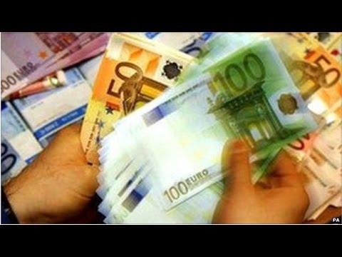 Eurozone economic forecast cut by European Commission