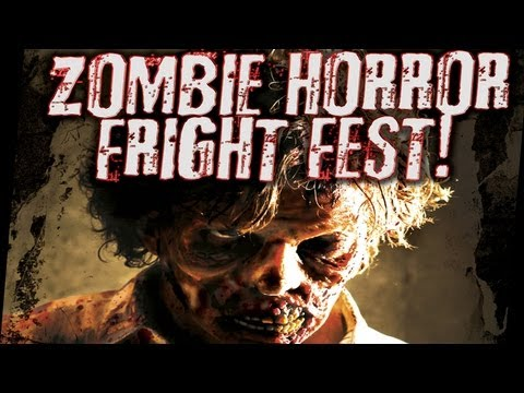 ZOMBIE HORROR FRIGHT FEST! - FOUR Gut Munching Zombie flicks straight from the depths of HELL