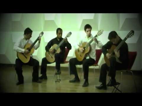 Quiccan Andrew York (Cuarteto de Guitarras Orishas)