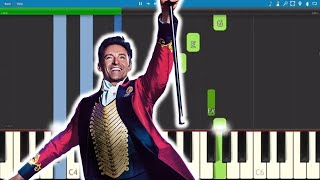 Download Lagu This Is Me - The Greatest Showman Soundtrack - Piano Tutorial Gratis STAFABAND