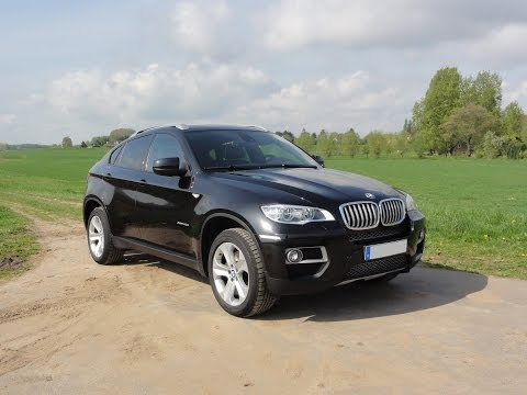 BMW X6 xDrive40d Walkaround
