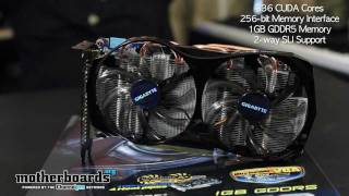GIGABYTE NVIDIA GTX 560 Review, Benchmarks & vs. GTX 560 Ti Comparison