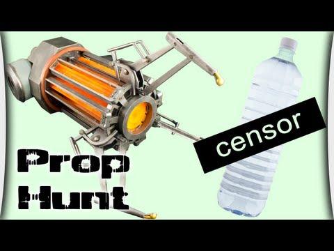 Prop Hunt - Интимная бутылка О.о