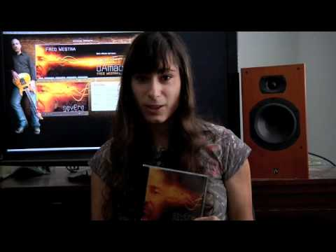 Nili Brosh ( Tony Macalpine band) recommends Fred Westra's instrumental album 'Severe Damage'!
