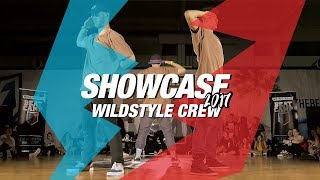 WGS BEAT CAMP 2017 :: SHOWCASE :: WILDSTYLE CREW