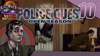 Sierra Saturday: Let's Play Police Quest 4: Open Season - Episode 10 - Gawd damn grizzlies